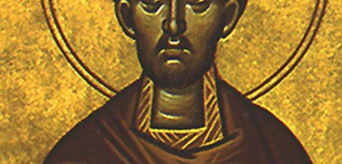 Στις 20 Μαΐου τιμάται ο Άγιος Θαλλελαίος