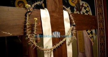 Άνθησε το Ακάνθινο Στεφάνι του Εσταυρωμένου στον Ι.Ν. Παναγίας Φανερωμένης στη Μανάγουλη