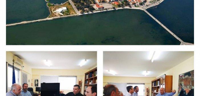 Ο Δήμος Μεσολογγίου στηρίζει τις προσπάθειες των Αλιέων του Αιτωλικού για τη λιμνοθάλασσα