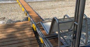 Ναύπακτος: Το Seatrac θα τοποθετηθεί φέτος νωρίτερα στην παραλία Ψανής