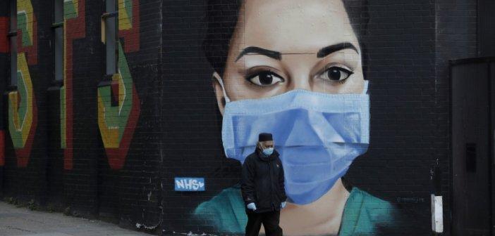 Βρετανία: Στους 282 οι θάνατοι από κορωνοϊό το τελευταίο 24ωρο