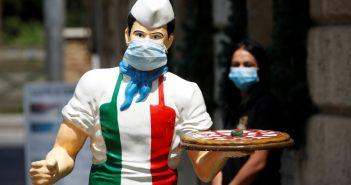 Ιταλία: Αύξηση των θανάτων αλλά μείωση των νέων κρουσμάτων κορονοϊού