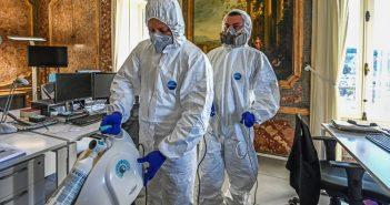 Ιταλία: Αχτίδα ελπίδας στη μάχη με τον κορονοϊό – Οι λιγότεροι νεκροί εδώ και δυόμιση μήνες