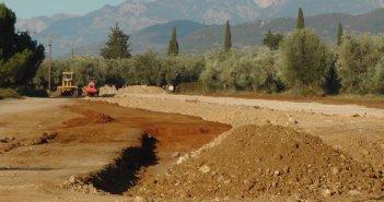 Αγρίνιο – Άγιος Βλάσης: Επίσπευση για τις παράπλευρες οδούς