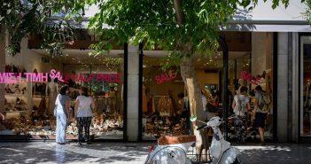Αγρίνιο: Κλειστά τα εμπορικά καταστήματα του Αγίου Πνεύματος