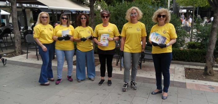 Ενημερωτική καμπάνια στο Αγρίνιο για τον τηλεμαραθώνιο υπέρ των Δομών Υγείας (ΔΕΙΤΕ ΦΩΤΟ)