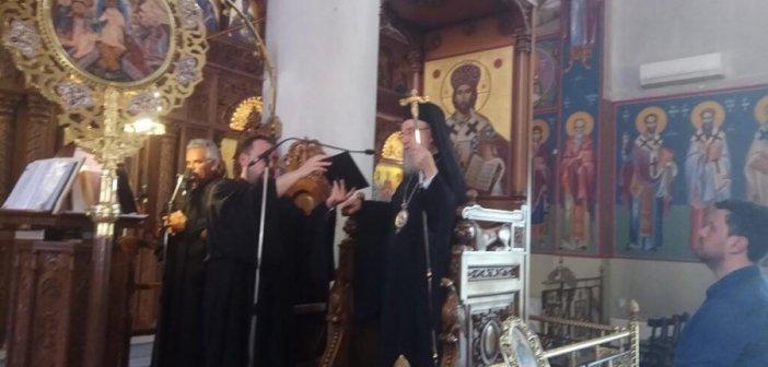 Αγρίνιο: Με λαμπρότητα ο εορτασμός του Ι.Ν. του Αγίου Κωνσταντίνου (ΦΩΤΟ)
