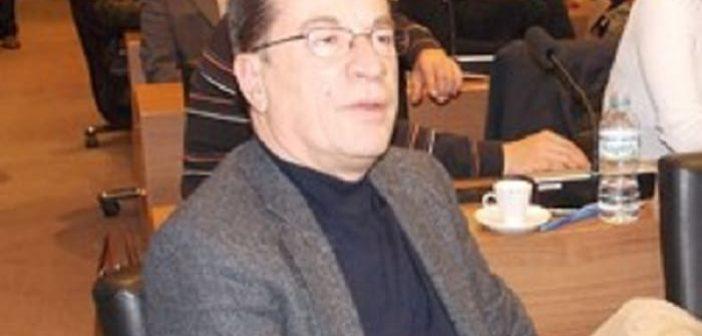 Συλλυπητήριο μήνυμα Θανάση Παπαθανάση για το θάνατο του Νίκου Φατούρου