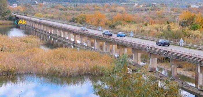 Αγρίνιο: Κυκλοφοριακές ρυθμίσεις στη Γέφυρα Στράτου