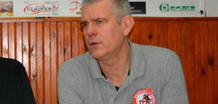 Θλίψη στην Α2 από τον αιφνίδιο θάνατο του προπονητή Δημήτρη Γκίμα – Συλλυπητήρια ανακοίνωση του Περικλή Γερμανού