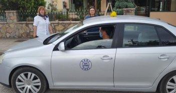 Έλεγχοι στην Αιτωλοακαρνανία για την τήρηση των μέτρων προστασίας κατά τη μεταφορά των μαθητών