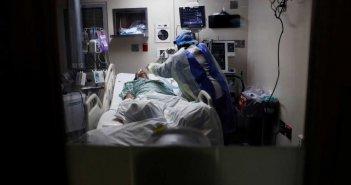 Μειώνονται οι θάνατοι από κορονοϊό στις ΗΠΑ