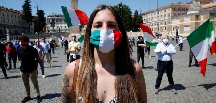 Ιταλία – κορονοϊός: Λιγότεροι νέοι θάνατοι, περισσότερα κρούσματα και οι Ιταλοί στις παραλίες