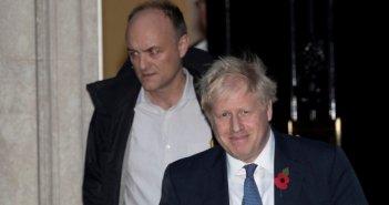 Βρετανία: Κάλυψη Τζόνσον στον Κάμινγκς – 118 οι θάνατοι του 24ωρου