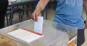 Δημοσκόπηση: Ξανά «νταμπλ σκορ» για τη Νέα Δημοκρατία στην πρόθεση ψήφου