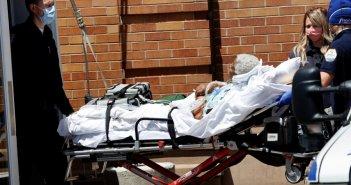 ΗΠΑ: Συνεχίζεται ο εφιάλτης – Άλλοι 1.127 νεκροί από κορονοϊό το τελευταίο 24ωρο