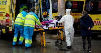 179 νέοι θάνατοι από κορονοϊό στην Ισπανία