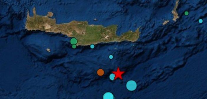 Σεισμός: Σείεται η γη στην Κρήτη! Μαρτυρίες για τους σεισμούς των 6 και 5 Ρίχτερ (VIDEO)
