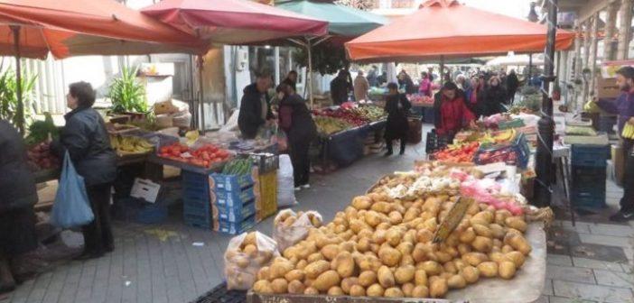Ναύπακτος: Το πρόγραμμα λειτουργίας της λαϊκής αγοράς για τον μήνα Ιούνιο