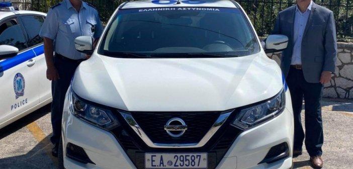 9 νέα οχήματα στην Αστυνομική Διεύθυνση Λευκάδας