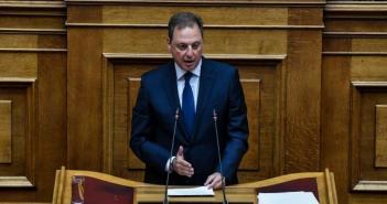 Ο Σπ. Λιβανός για το νομοσχέδιο του υπ. Αγροτικής Ανάπτυξης και Τροφίμων