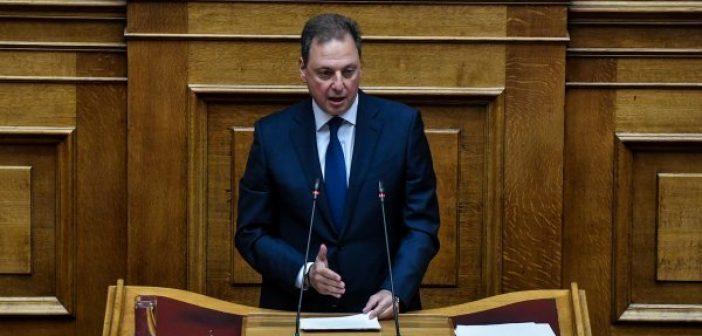 Στήριξη στην εστίαση ζήτησε ο Σπ. Λιβανός από τους αρμόδιους υπουργούς