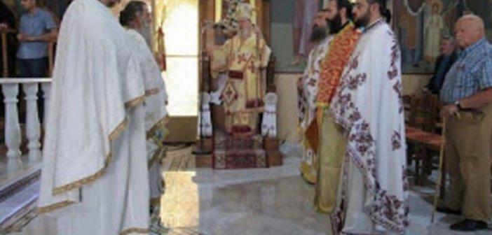 Η Μεσάριστα Αγρινίου εόρτασε την ανακομιδή λειψάνων του Αγίου Νικολάου