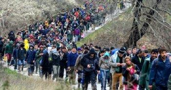 Χιλιάδες μετανάστες στην Ηπειρωτική Ελλάδα – Έρχονται και νέοι στο Μεσολόγγι
