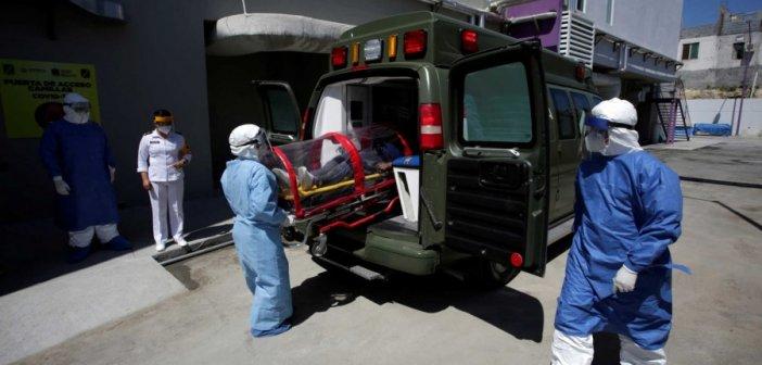 """Κορονοϊός: """"Σερί"""" ρεκόρ ημερήσιων θανάτων στο Μεξικό! Πάνω από 3.000 νεκροί στο Εκουαδόρ"""