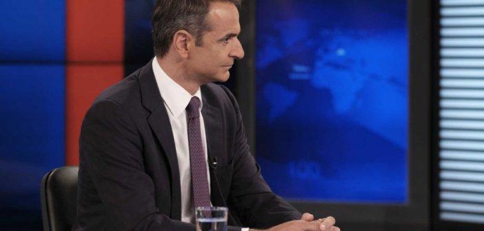 Μητσοτάκης: «Προσωρινά και όχι οριζόντια lockdown αν επανέλθει ο κορονοϊός»