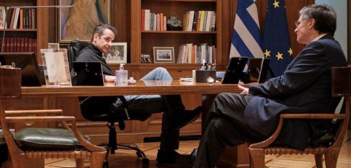 Δημοσκόπηση: «Ναι» στους χειρισμούς της κυβέρνησης για τον κορωνοϊό λέει το 75% των πολιτών