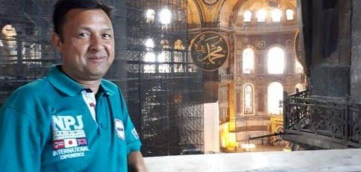 Κορoνοϊός: «Πίστευα στον Θεό ότι θα τα καταφέρω…» – Ο Νίκος Μπατζαλής από την Αμαλιάδα μιλά για την περιπέτειά του