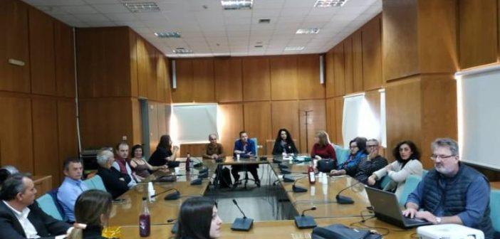 Θ. Βασιλόπουλος: Αναπτυξιακό εργαλείο στον πρωτογενή τομέα η οικοτεχνία στη Δυτική Ελλάδα