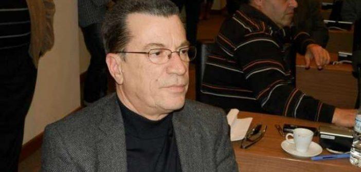 Θλίψη στο Αγρίνιο για το θάνατο του νομίατρου Νίκου Φατούρου