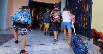 Δημοτικά σχολεία – άνοιγμα: Την Κυριακή οι αποφάσεις
