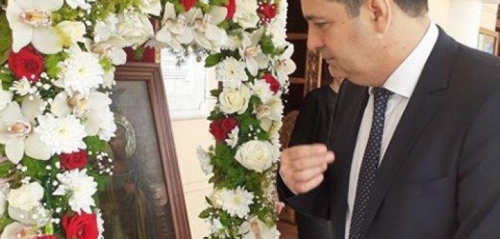 Το μήνυμα του δημάρχου Αγρινίου για την εορτή του Αγίου Κωνσταντίνου
