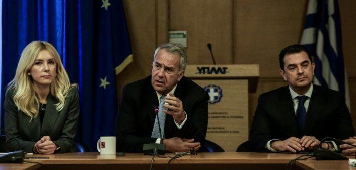Ο Μάκης Βορίδης προχωρά στη λήψη περαιτέρω μέτρων για την ανακούφιση του αλιευτικού κλάδου