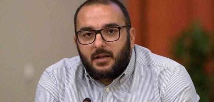 Αποχωρεί από την προεδρία του ΑΟ Αγρινίου ο Γιώργος Ροκοπάνος