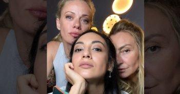 Μακρυπούλια – Ρέβη – Σαμαρά: Οι τρεις φίλες έκαναν… reunion (ΔΕΙΤΕ ΦΩΤΟ)
