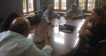 Ναυπακτία: Σύσκεψη στο Δημαρχείο για την ασθένεια των πλατάνων εν όψει της επίσκεψης του ειδικού κλιμακίου