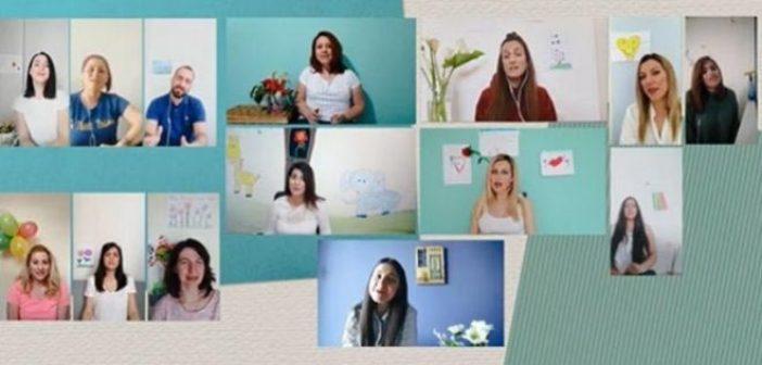 «Δε σας έχουμε ξεχάσει» με συμμετοχή Αγρινιώτισσας – Οι κοινωνικοί λειτουργοί των σχολείων τραγουδούν για τους μαθητές (VIDEO)