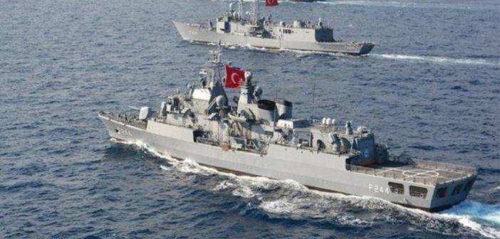 Ο Τουρκικός στόλος «βλέπει» Ιόνιο;