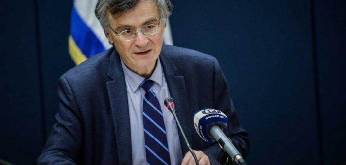Τσιόδρας: 18 νέα κρούσματα κορονοϊού στην Ελλάδα και κανένας νέος θάνατος