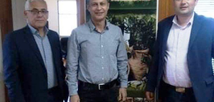 Περιφέρεια Δυτικής Ελλάδας – Θ. Βασιλόπουλος: «Μεγαλύτερη ώθηση στις Ελιές Καλαμών»