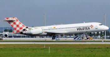 Η Volotea ακύρωσε πτήσεις προς το Άκτιο και τα νησιά του Ιονίου