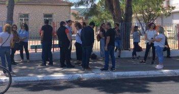 Βόνιτσα: Κινητοποίηση Δασκάλων και νηπιαγωγών σήμερα για αποσυρθεί τώρα το πολυνομοσχέδιο για την Παιδεία