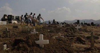 """Βραζιλία: Ακόμα 1.000 θάνατοι από κορονοϊό! """"Ανέβηκε"""" στη δεύτερη θέση σε κρούσματα παγκοσμίως"""