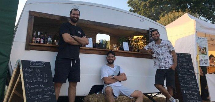 Τρεις Αγρινιώτες με το ¨Caravan Project¨, στο Λονδίνο!