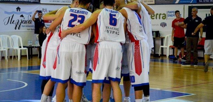 Το πάθος στο Μεσολόγγι ξεπερνάει τα «αγκάθια» της Basket League