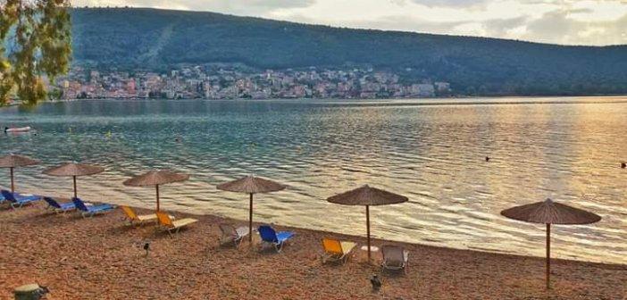 Κατάλληλες για κολύμβηση οι ακτές του Δήμου Αμφιλοχίας